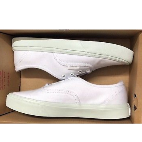 09d36f4e8d Vans Authentic Lite Pop Pastel True White Shoes